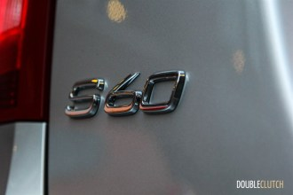 2015 Volvo S60 T6 Drive-E emblem