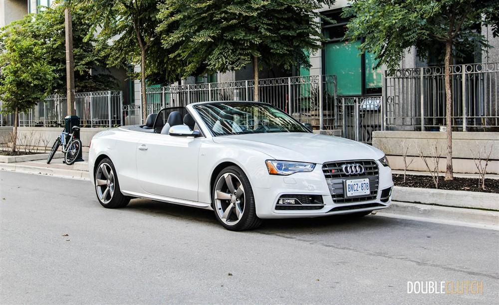 2015 Audi S5 Cabriolet Review