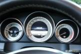 2014 Mercedes-Benz E350 Cabriolet instrument cluster