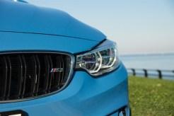 2015 BMW M3 headlight