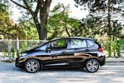 2015 Honda Fit EX-L Navi side profile