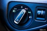 2015 Volkswagen Golf TSI Comfortline headlight switch