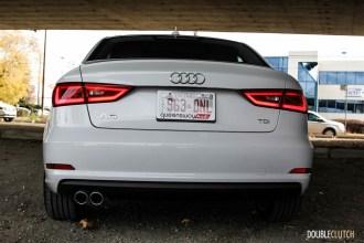 2015 Audi A3 TDI rear 2