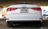 2015 Audi A3 TDI rear