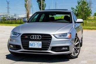 2015 Audi S4 Technik