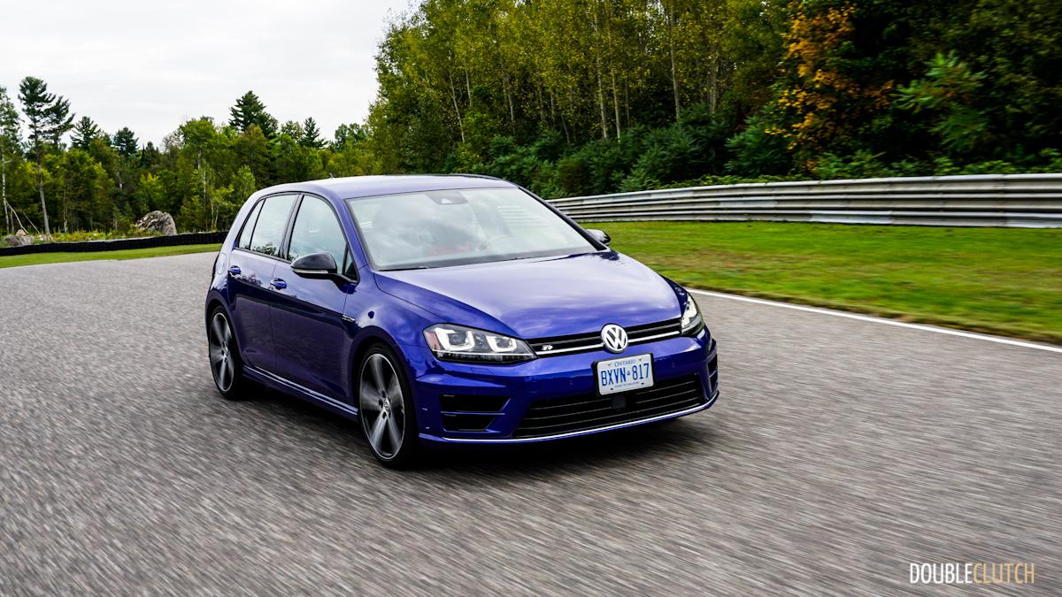 Lastest First Drive 2016 Volkswagen Golf R  DoubleClutchca