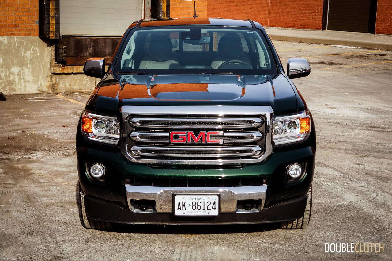 2016 gmc canyon diesel slt review. Black Bedroom Furniture Sets. Home Design Ideas
