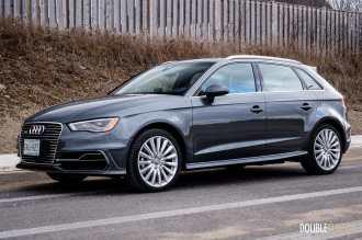 Second Look: 2016 Audi A3 e-tron Car Review
