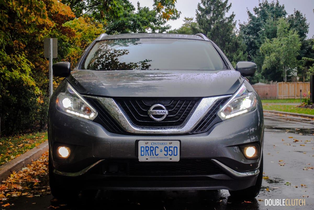2016 Nissan Murano Platinum Review | DoubleClutch.ca