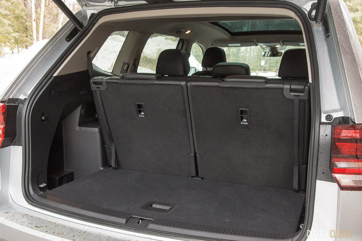 First Drive: 2018 Volkswagen Atlas | DoubleClutch.ca