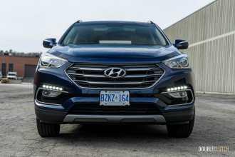 2017 Hyundai Santa Fe Sport SE review