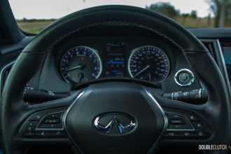 2018 Infiniti Q60 3.0t AWD review