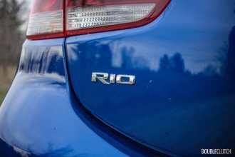 2018 Kia Rio EX Sport review