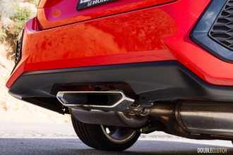 2018 Honda Civic Si Sedan review