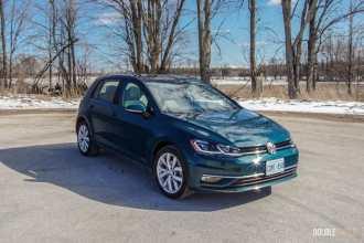 2018 Volkswagen Golf Highline review