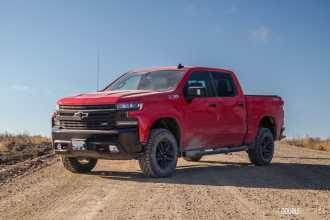 First Drive: 2019 Chevrolet Silverado review