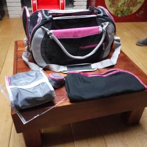 test produit le sac langer sport style de babymoov. Black Bedroom Furniture Sets. Home Design Ideas