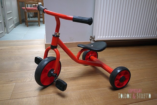 Tricycle Natineo