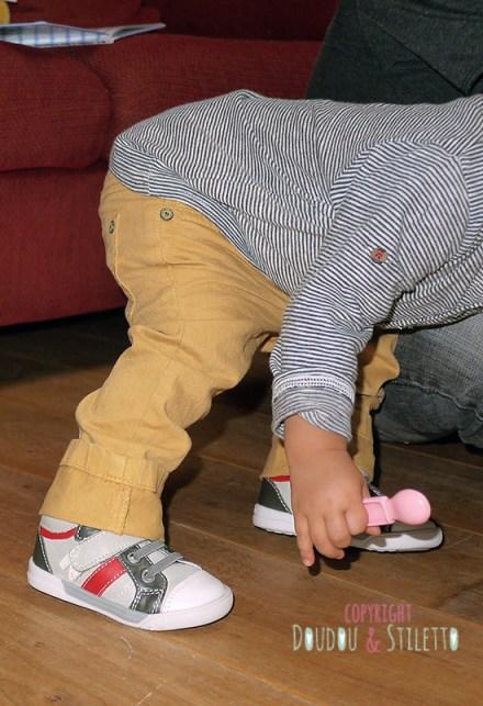 Mini nasket Noël basket bébé