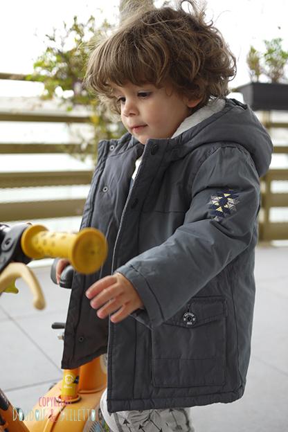 IKKS bébé automne hiver 2014