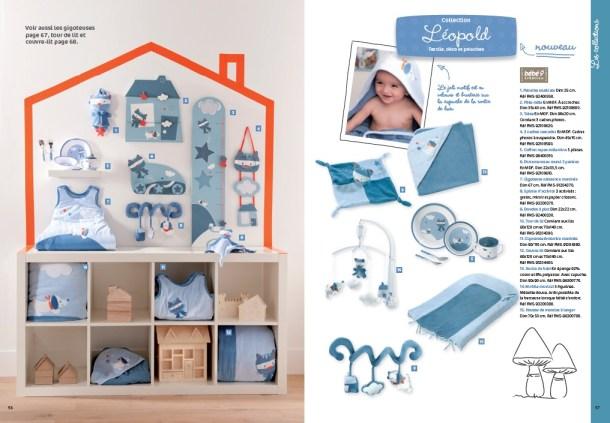 visuel collection Leopold - bébé 9 création
