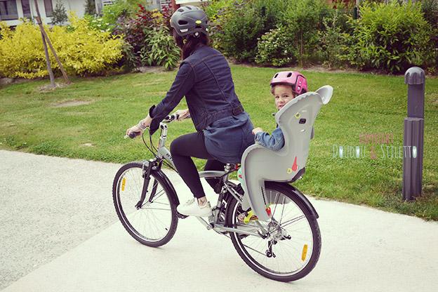 Vélo btwin balade