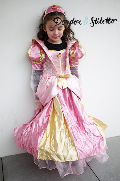 Déguisement princesse