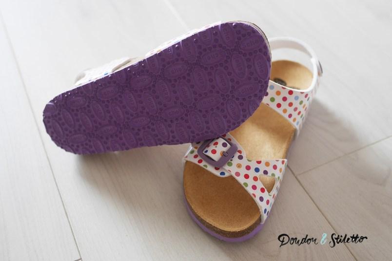 Sandales Scholl