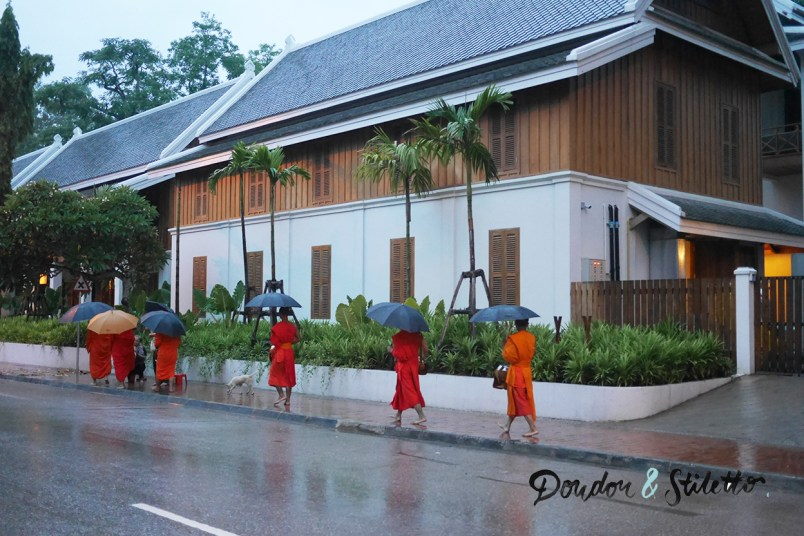 Tak Bat Luang Prabang