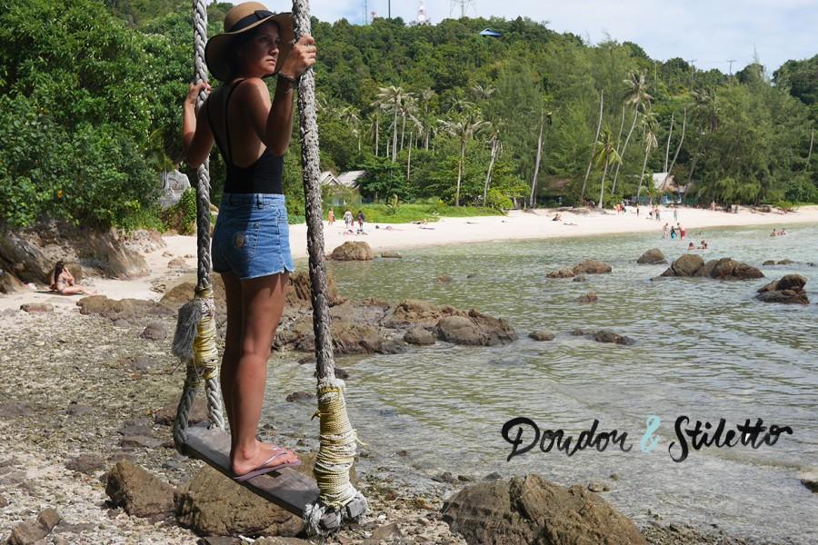 Secret Beach Koh Phangan