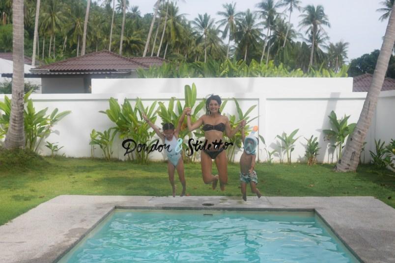Sawan pool villa residence