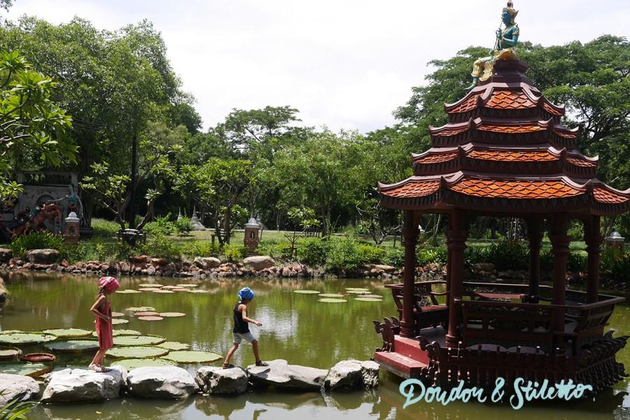 Muang Boran Ancient City Bangkok