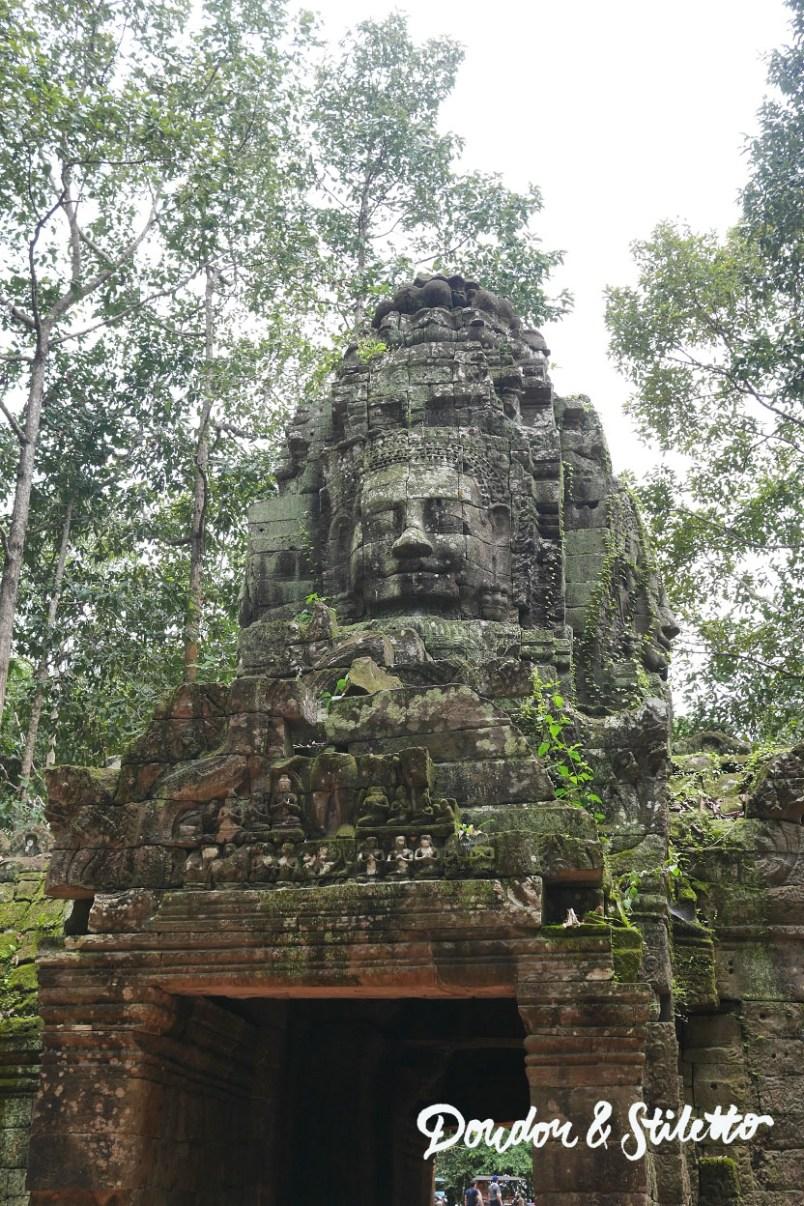 Ta Som - Angkor6