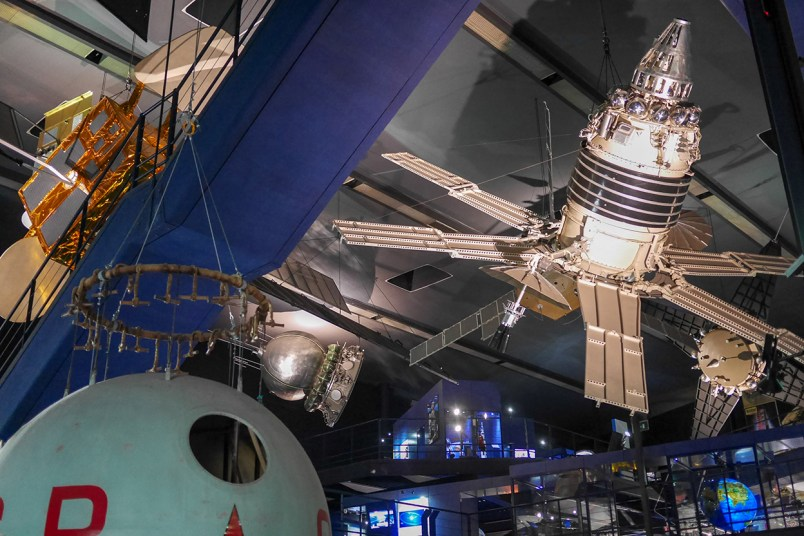Musée de l'air et de l'espace1