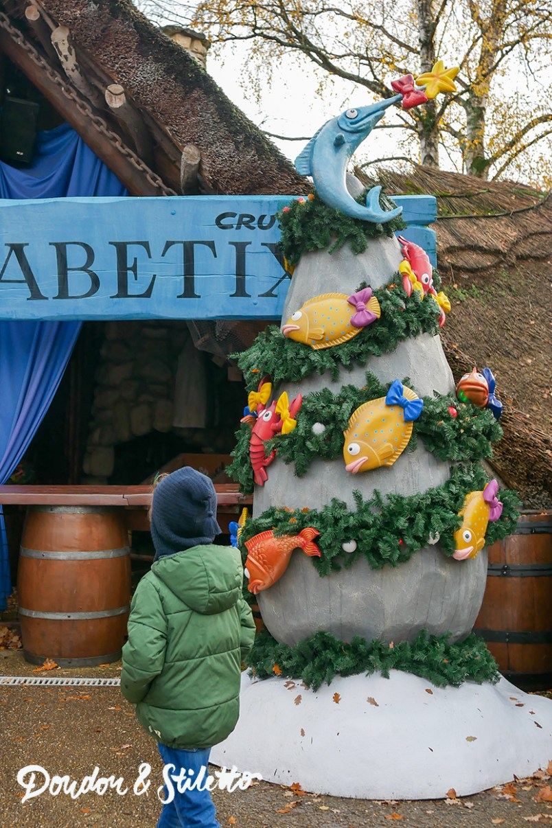Noël Gaulois Parc Asterix11