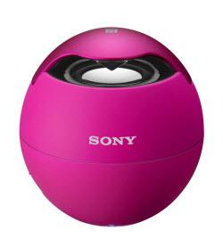 Sony SRS-BTV5_Pink Speaker