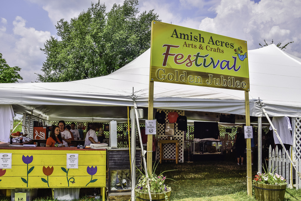 Amish Acres  Art And Craft Fewstival