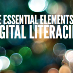 Essential Elements of Digital Literacies (preview)