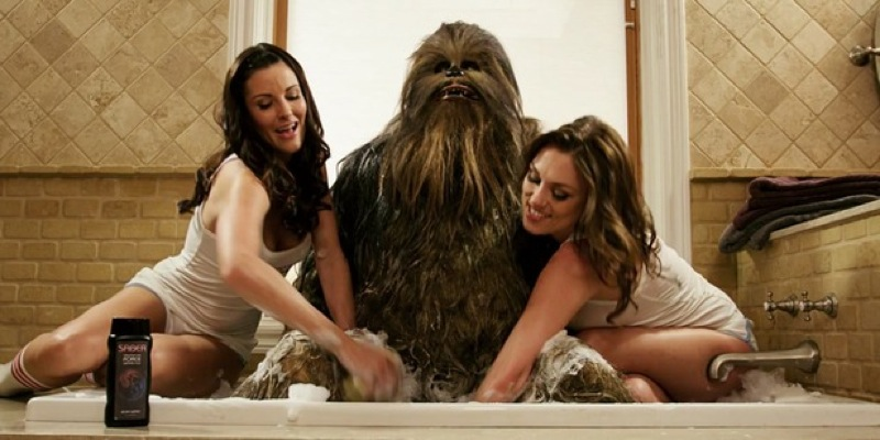 Wet Wookiee
