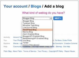 Choose Your Blog