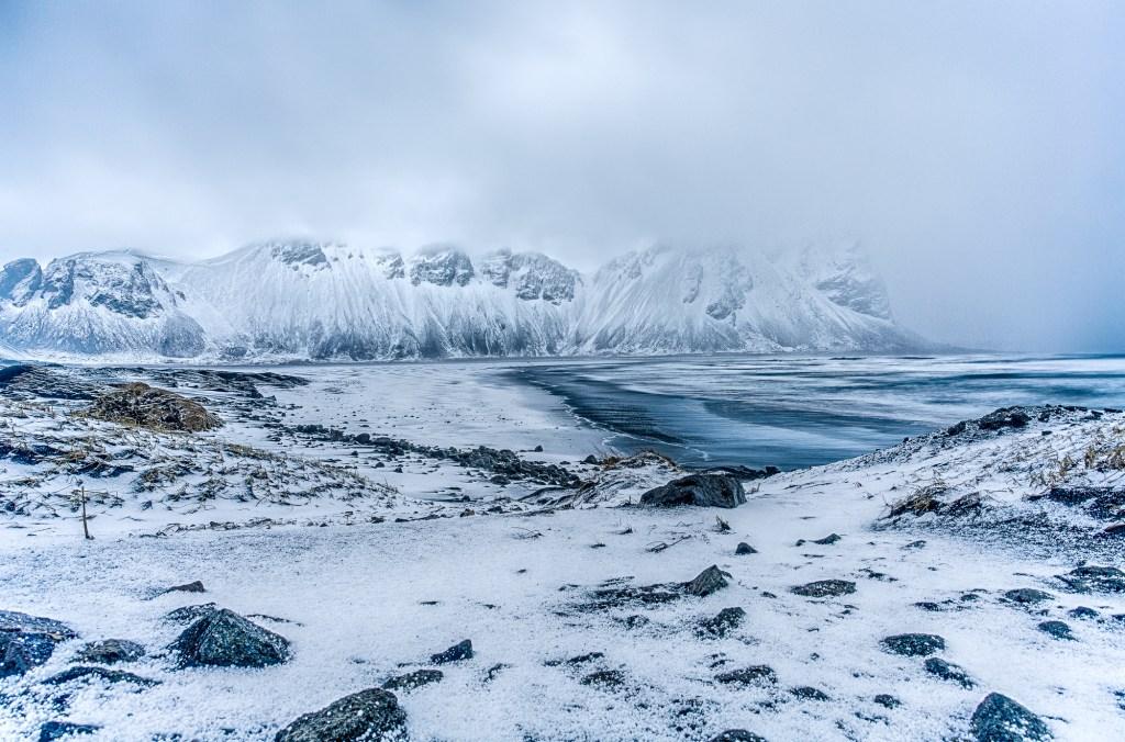 snow-vestrahorn