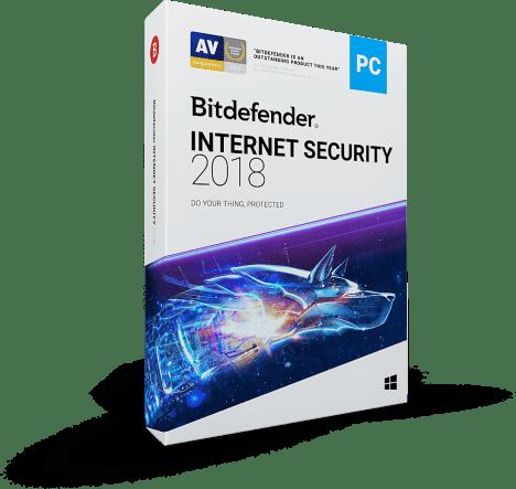 BitDefender Internet Security 2018 22.0.17.205 Crack & Key [Latest]