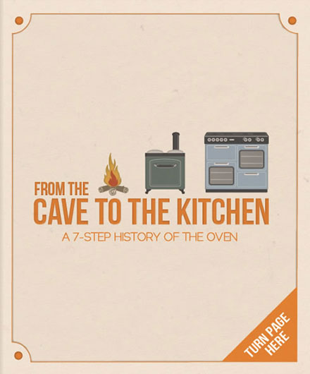 A 7 Step History of the Oven