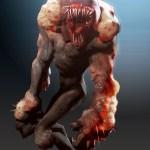 Overdriven Alien Beast (Sunset Overdrive Concept Art)