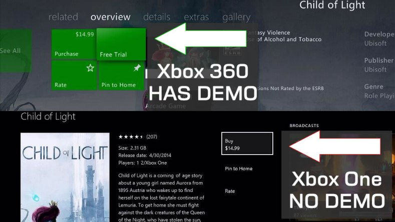 xbox-360-vs-xbox-one-where-is-the-demo