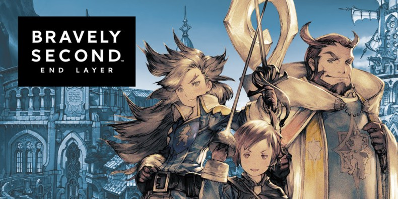 Bravely Second Last Layer