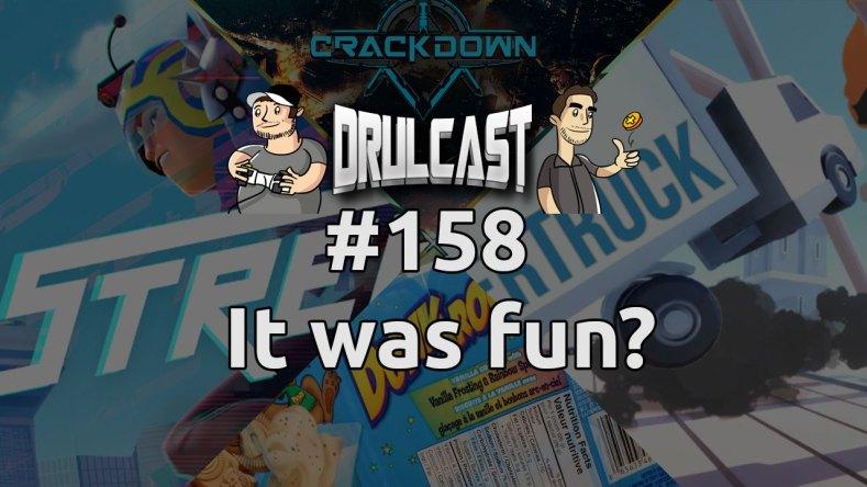 drulcast158-cover-itwasfun
