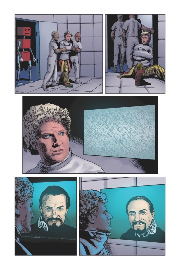 Doctor Who: Prisoners of Time #6 - Facades Page 9