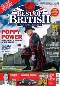 The latest issue of Best of British magazine – on sale in newsagents until 29th November – includes features on two top UK comic characters, Garth and Roy of the […]