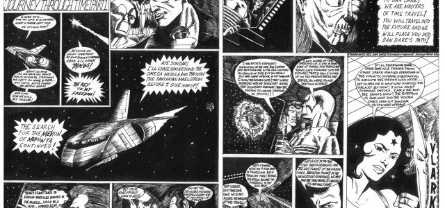 """Earlier this month we reported thatRebellion, the publishers of2000ADandJudge Dredd Megazine, hadannounced collections of the """"Dan Dare"""" stories published inearly editions of the Galaxy's Greatest Comic, withthe first of […]"""